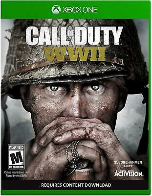 Activision Call Of Duty: WWII [Bilingual-French] (XBox One)