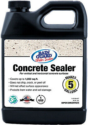 RAINGUARD INTERNATIONAL Concrete Sealer 32 oz SP-4003
