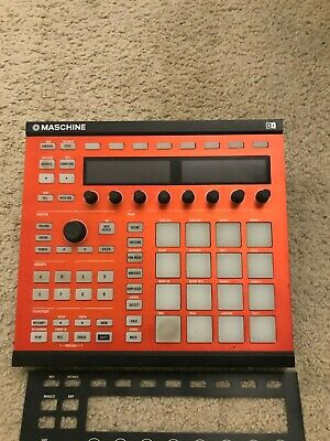 NATIVE INSTRUMENTS MASCHINE MK2 (with software license +