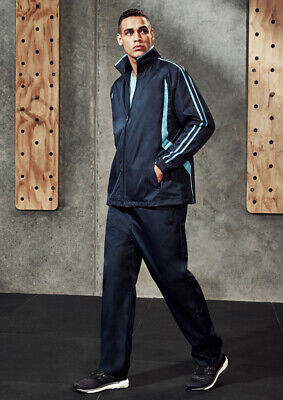 Biz Collection Adult Flash Sports Track Pant Elasticated Waist with Drawstring