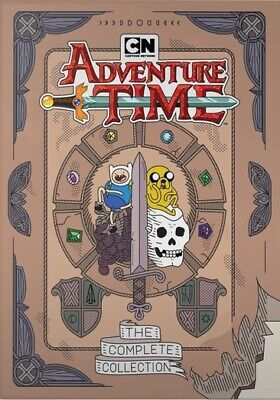 ADVENTURE TIME THE Complete Collection Cartoon Network (22
