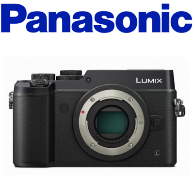 Panasonic LUMIX DMC-GX8 20.3MP Digital Camera - Black (Body Only)
