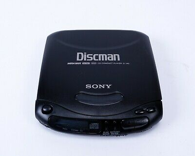 Sony Discman CD Player D-140