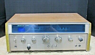 Vintage Model AKAI Electric Co AA-910 AM/FM Stereo Receiver Tested Working