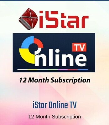 istar korea Online Code 12 Months For All Istar Korea Models