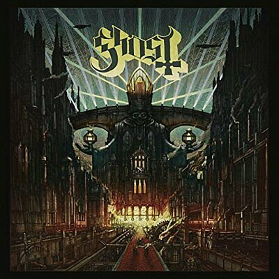 Ghost-Meliora (Dlx) Cd New