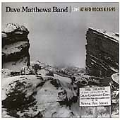 Dave Matthews Band, Live at Red Rocks 8.15.95, Very Good Live