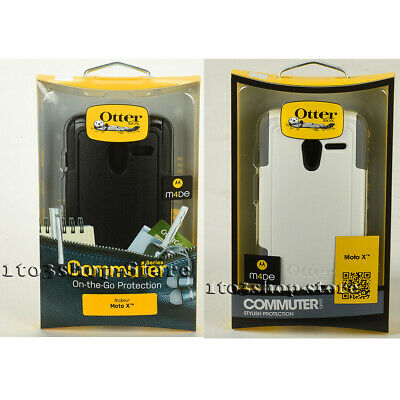 OtterBox Commuter Motorola Moto X Dual-Layers Shockproof Hard Case Snap Cover