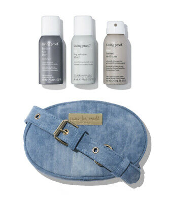 Living Proof FESTIVAL TRAVEL ESSENTIALS Peace Love World Fanny Pack Set *SEPHORA