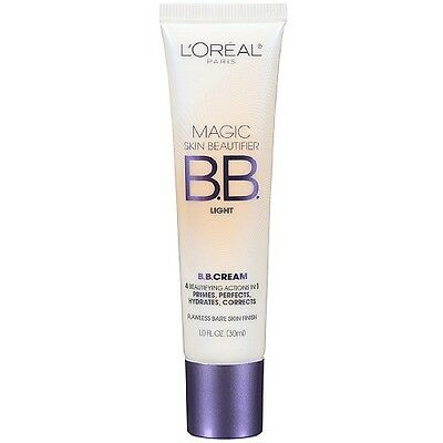 LOREAL Magic Skin Beautifier B.B Cream Primer BB LIGHT 812 NEW 30mL