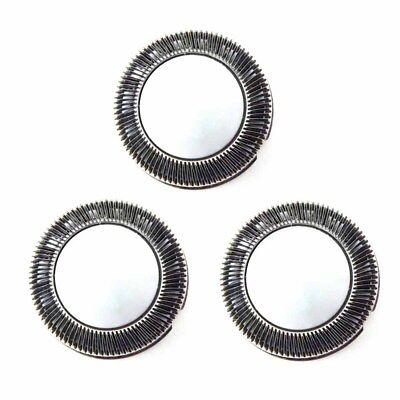 3pcs Shaver Heads Replacement for Philips HQ3 HQ4 HQ55 HQ56 Razor Blades DL5
