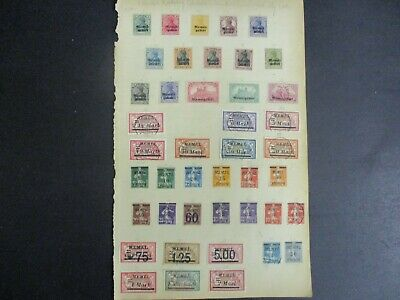 ESTATE: Old World Collection on Pages - Must Have!! Great Value (203)