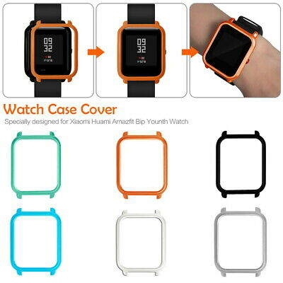 For Xiaomi Huami Amazfit Bip Youth Smart Watch Case PC Protective Bumper Cover