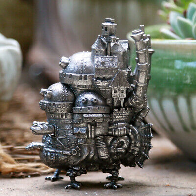 Howl's Moving Castle Miniature Model – Limited Edition