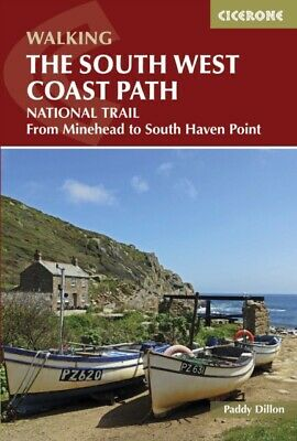 The South West Coast Path: From Minehead to South Haven Point (UK L...