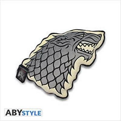 Abypel009 - Game Of Thrones - Cuscino Stark - Peluche