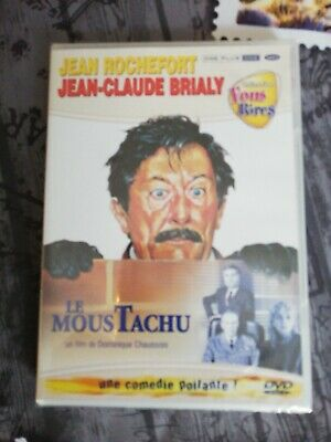 DVD *** LE MOUSTACHU *** Jean Rochefort, Jean Claude Brialy (neuf sous blister)