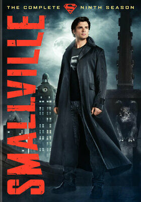 Smallville: The Complete Ninth Season (DVD,2010)