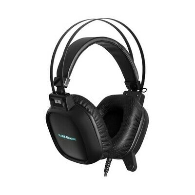 S0215566 56846 Casque avec Microphone Gaming Mars Gaming MH218