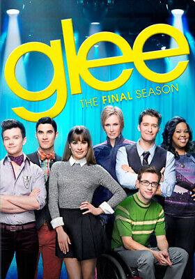 Glee: The Complete Sixth Season (DVD,2015)