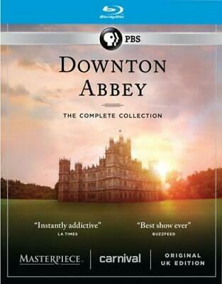 Downton Abbey: The Complete Collection (DVD,2016)