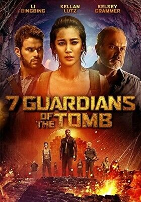 7 Guardians of the Tomb (DVD,2018)