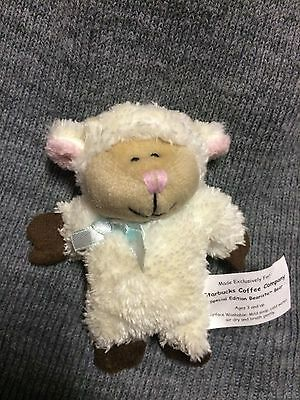 Starbucks Limited Edition 2004 Kawaii Lamb Sheep Magnet Bearista Easter Bear NEW