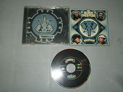The Black Eyed Peas - Elephunk (Cd, Compact Disc) Complete tested