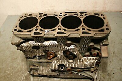Jeep Cherokee 2.2 Crdi Diesel Engine Block Bare Lau 61 2016