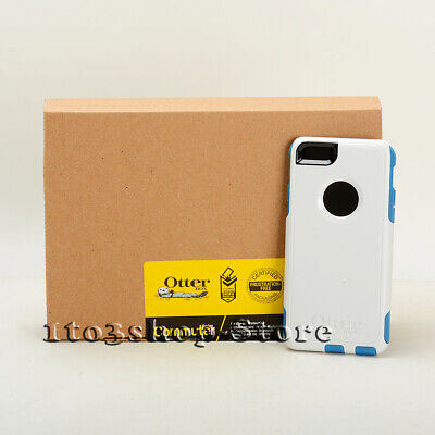 OtterBox Commuter Hard Shell Snap Cover Case for iPhone 6 & iPhone 6s White/Blue