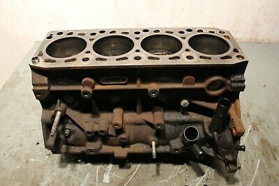 Ford 1.8 Tdci Qyba Engine Block Complete