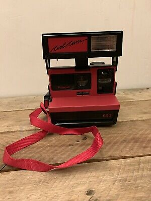 Polaroid 600 Cool Cam (made in England)