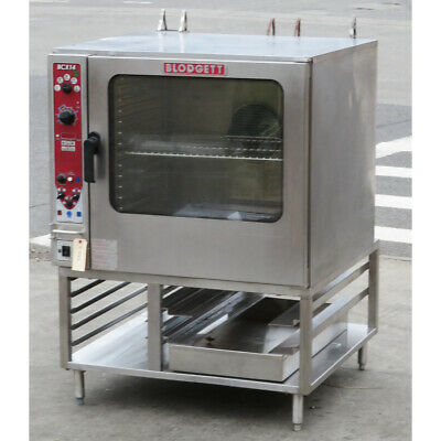 Blodgett BCX14 Combi Oven Natrual Gas, Used Excellent Condition