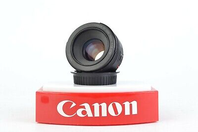 Canon EF 50mm f/1.8 STM Prime Lens with Manual in Box #E4055