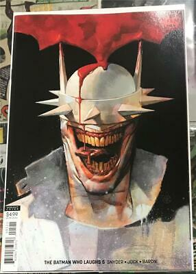 Batman Who Laughs #5 Kalvachev Variant - DC Comics 2019 1st Print Unread NM