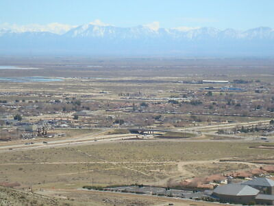 2.5ac Rosamond, California Ranch-POWER! County Rd! THIS IS BID & CONTRACT SALE