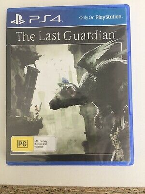 The Last Guardian -  Playstation 4 Game PS4 **Brand New/Sealed & AUS Stock**