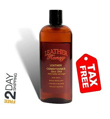 Leather Honey Leather Conditioner, Non-Toxic and Made in the USA