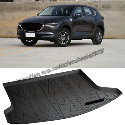 For Mazda Cx 5 2017 Rear Trunk Tray Cargo Boot Liner Mat Pad