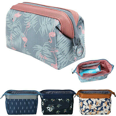 Toiletry Bag Travel Cosmetic Makeup Wash Organiser Storage Pouch Portable Case