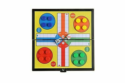 MINI MAGNETIC TRAVEL GAME LUDO UK FAST DISPATCH 12 x12 CM NEW_UK