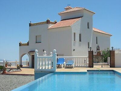 Beautiful Villa Spain Sleeps 8 Private Pool Breathtaking Views 20 - 27th April