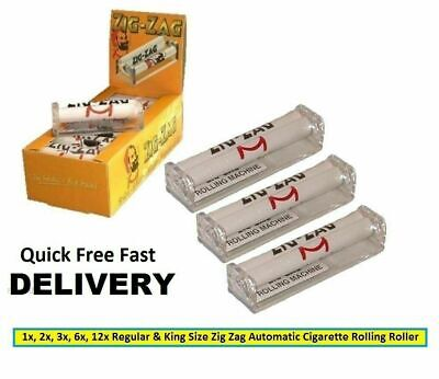 Zig Zag hand Cigarette Tobacco Rolling Machine Automatic Cig/Fag Paper Hand Roll