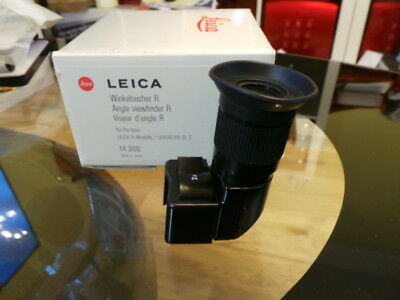 Minty Leica/Leitz 14300 Leica Right Angle Finder/Viewfinder Leica Angle Finder