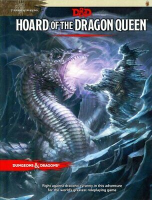 Tyranny of Dragons: Hoard of the Dragon Queen Adventure (D&D Ad... 978078696