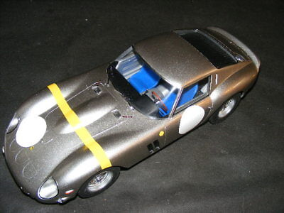 CUSTOMIZED FERRARI GTO 1/12th  by GT Spirit