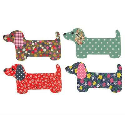 Sass & Belle Dachshund Nail Files Assorted Designs (ONE ONLY)