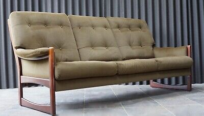 Mid Century Sofa Parker Knoll Retro Modern Vintage  - Delivery Available