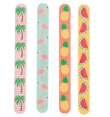 Sass & Belle Tropical Summer Nail Files Assorted (ONE ONLY)