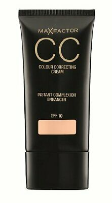 Max Factor CC Colour Correcting Cream | Choose Shade | Fair | Tanned | Natural